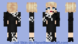 Cruella DeVil Glenn Close Minecraft Skin