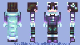 Boys Will Be Bugs (sf attack) Minecraft Skin