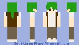 Alpha Hatsusenoa: ShoHidari's request Minecraft Skin