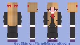 Sponjee! #SF Minecraft Skin