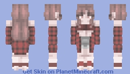 something to be active Minecraft Skin