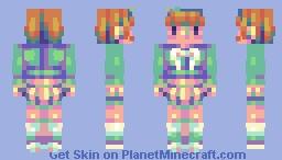 peenids Minecraft Skin