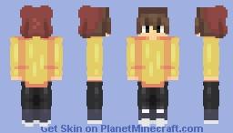 ~W i l b u r  S o o t~ Minecraft Skin