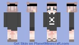 ⊱⊷⋇Skate girl ⊱⊷⋇ Minecraft Skin