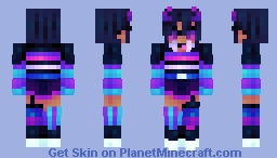 Terezi ~ RCE Minecraft Skin