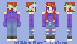 Rose ~ OC Minecraft Skin