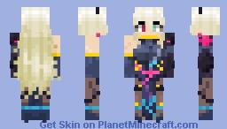 Fairy Knight Gawain Minecraft Skin