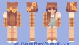maple trees Minecraft Skin