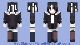 persona redesign number 500 + 1, idk i can't do math Minecraft Skin