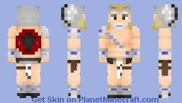 Warlord | DC Comics Minecraft Skin