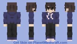 diamondbolt ; Minecraft Skin
