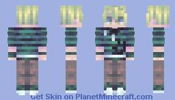 𝑹𝒂𝒏𝒕𝒂𝒓𝒐 𝑨𝒎𝒂𝒎𝒊 -~𝑹𝑸~- Minecraft Skin
