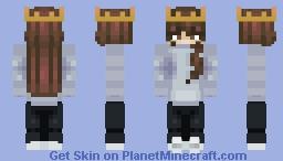 Ladyberry SF-attack Minecraft Skin