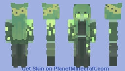 -+- Poison-+- CE Minecraft Skin