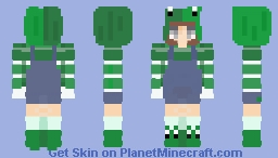 *-Froggy Fren-* Minecraft Skin