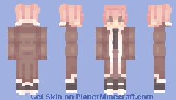the key // remake Minecraft Skin