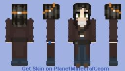 Gunpowder Tim [The Mechanisms] Minecraft Skin