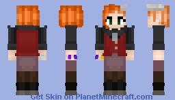 Ivy Alexandria [The Mechanisms] [Updated] Minecraft Skin