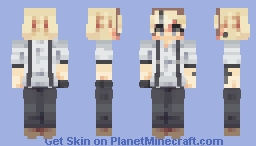 Okay Minecraft Skin