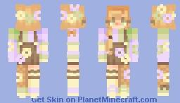 .Lavender Fields // rce. Minecraft Skin