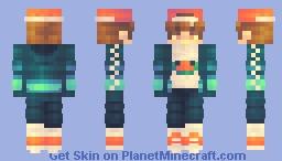 sf 31/ summer Minecraft Skin