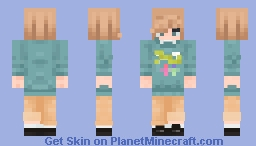 sunday club Minecraft Skin