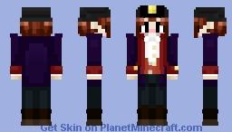 Toy Soldier [The Mechanisms] [Updated] Minecraft Skin