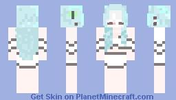 ☆: *.𝑀𝒶𝓇𝒾𝑒.* :☆゚ (𝒪𝒸) Minecraft Skin
