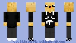 Flamingpotato Minecraft Skin