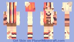 sf 38/ clownguinea Minecraft Skin
