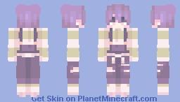 tea - persona Minecraft Skin