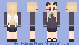 Arxelin's rce something or other what do I call this Minecraft Skin