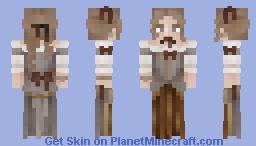 ↠ Magnificent Mantua Minecraft Skin