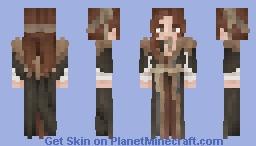 ↠ Wool Trade Minecraft Skin