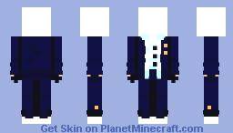 School Uniform (Coat) [CB] Minecraft Skin