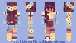 summertime ;; ce Minecraft Skin