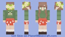 swampy Minecraft Skin