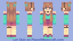 sf 42/ thinking Minecraft Skin