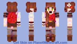 𝚠𝚘𝚛𝚗-𝚘𝚞𝚝 𝚏𝚊𝚌𝚎𝚜 Minecraft Skin