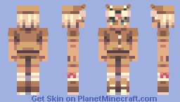Dog Days Minecraft Skin