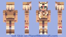 Dog Days (fem) Minecraft Skin