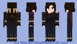 [LOTC] Baruch Minecraft Skin