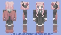roses 🥀-sf Minecraft Skin