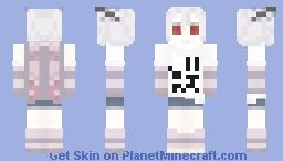 Actia Minecraft Skin