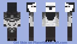 Barnacle Goose Minecraft Skin