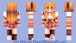Celaine Minecraft Skin
