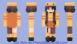 AussieLotl Minecraft Skin