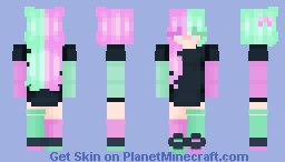 .+' My skills are abandoning me- '+. Minecraft Skin