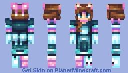 Kish Maid Minecraft Skin