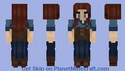 RPG Citizen Minecraft Skin